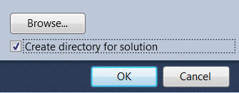Directory for solution