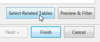 Select related tables