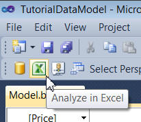 Analyze in Excel