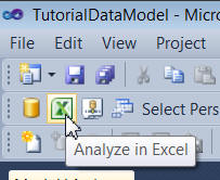 Analyse in pivot table
