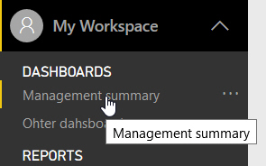 Select the dashboard