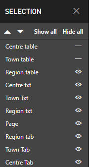 Power bi desktop tabs bookmarks