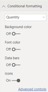 Power BI Icons