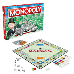 Board games Wise Owl Monoply