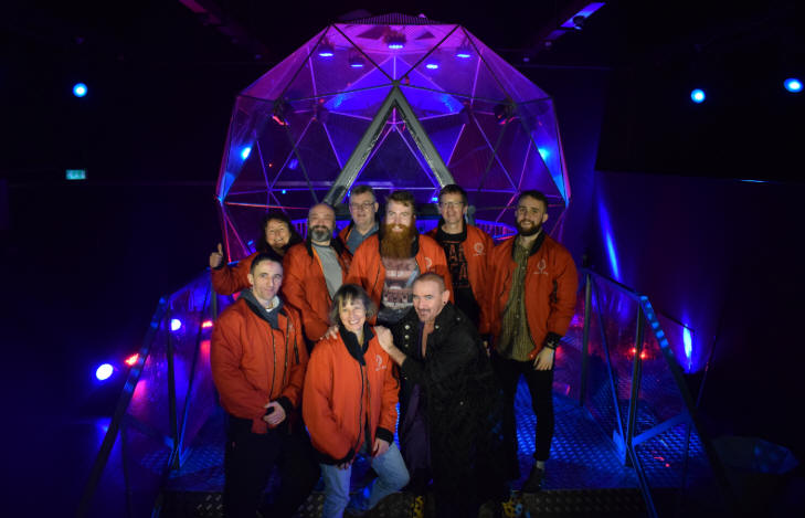 Wise Owls at the Crystal Maze