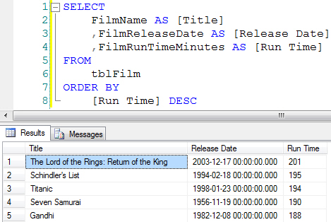 How to sort date columns by date instead of alphabetically when ...