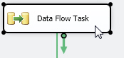 Data flow task selection