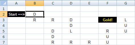 Excel VBA Macros exercise - Recording macros and buttons (image 1)