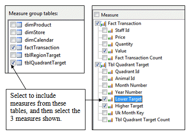 SSAS Analysis Services exercise - Calculations (image 1)