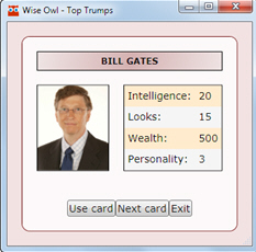 Bill Gates unstyled