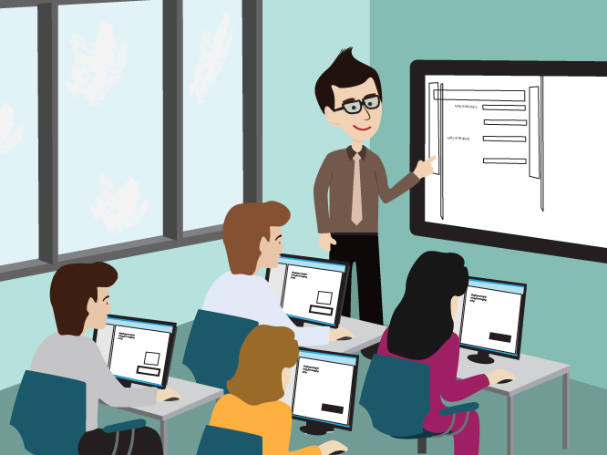 Windows Forms classroom training